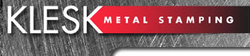 Klesk Metal Stamping Co. - Quality Stampings since 1963
